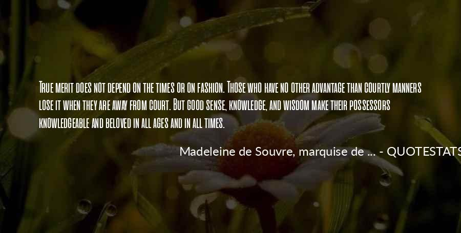 Marquise Quotes #374414