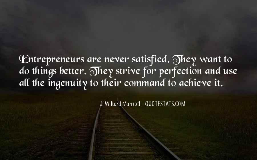 Marriott's Quotes #1015096