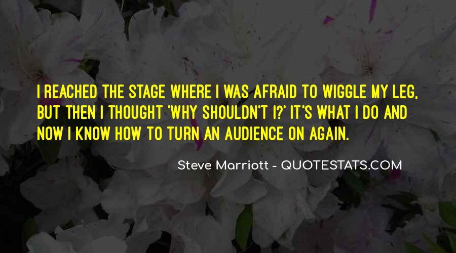 Marriott's Quotes #1233131