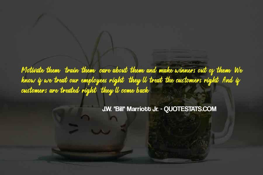 Marriott's Quotes #1494461