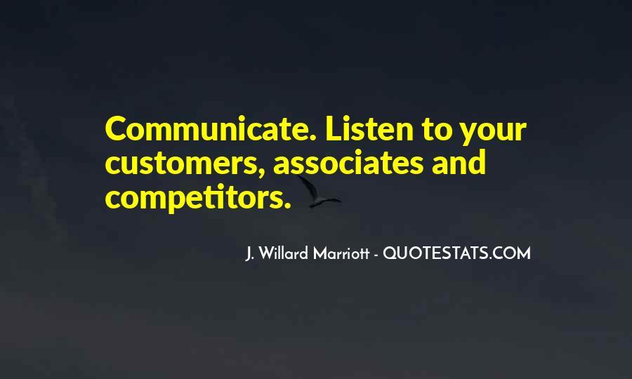 Marriott's Quotes #1877973