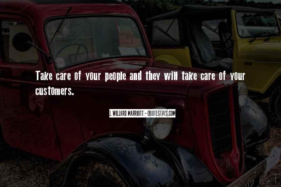 Marriott's Quotes #289710