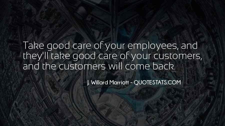 Marriott's Quotes #293692