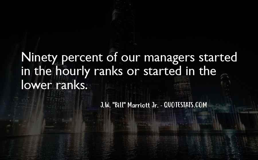 Marriott's Quotes #659408