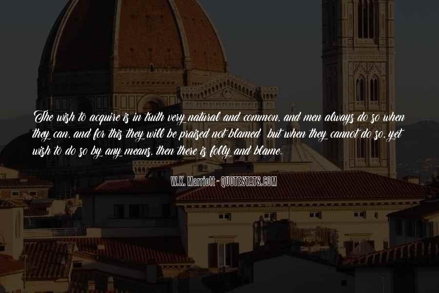 Marriott's Quotes #954248