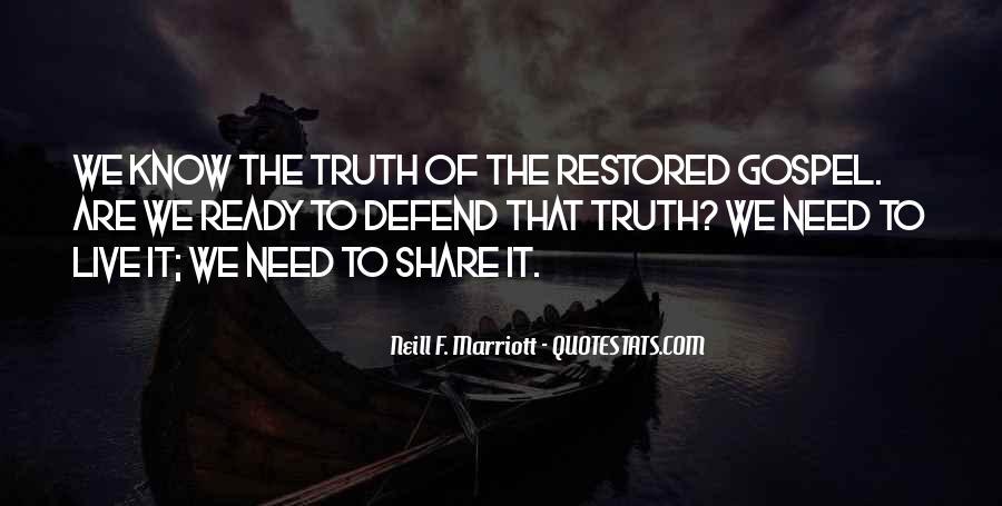 Marriott's Quotes #973980