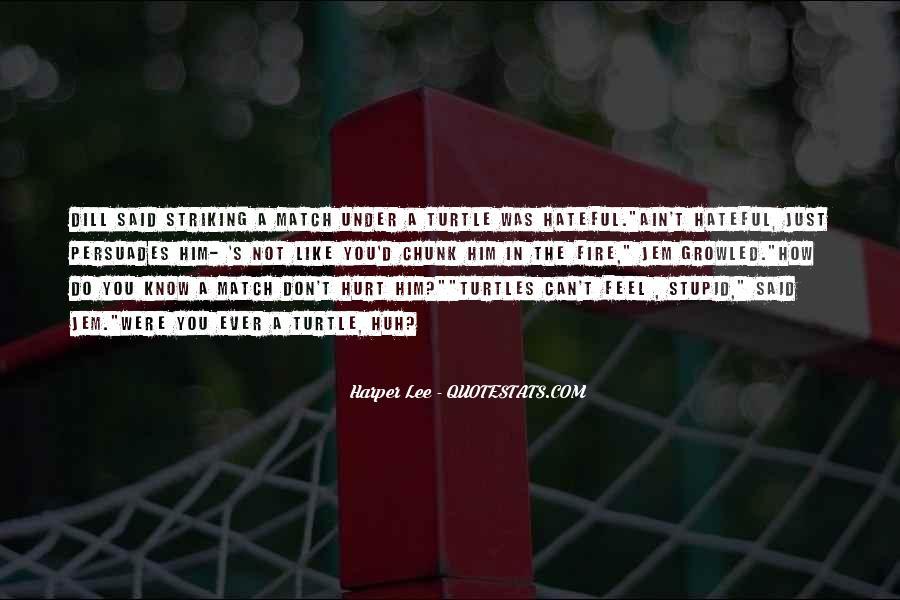Match'd Quotes #1304852