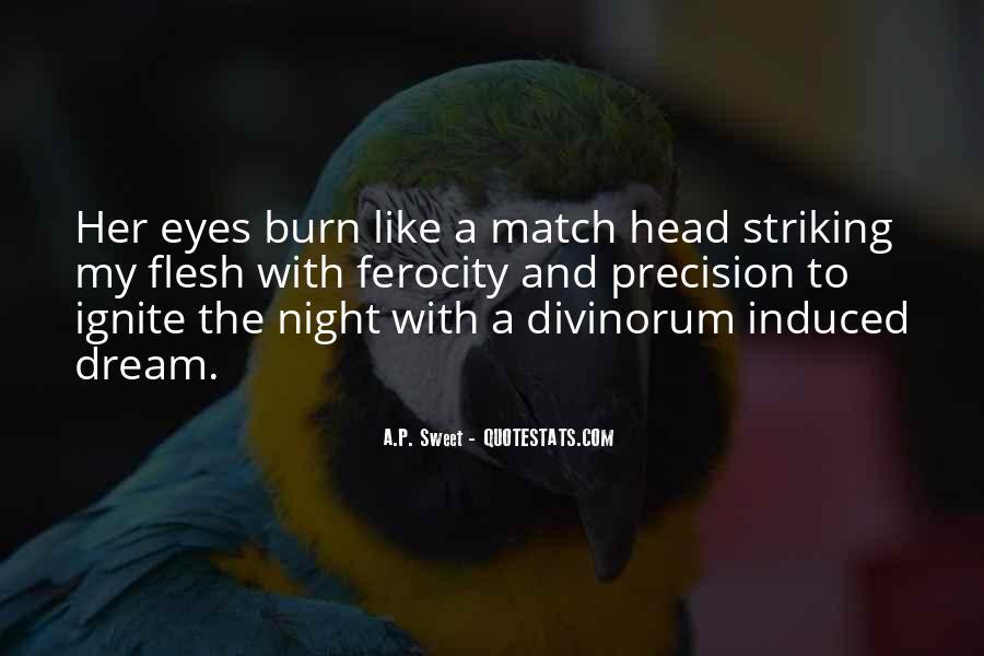 Match'd Quotes #29264