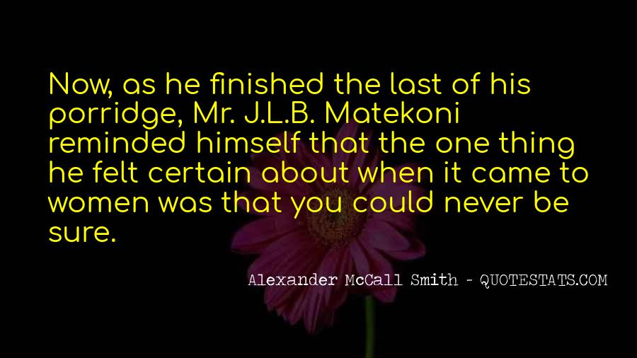 Matekoni's Quotes #959774