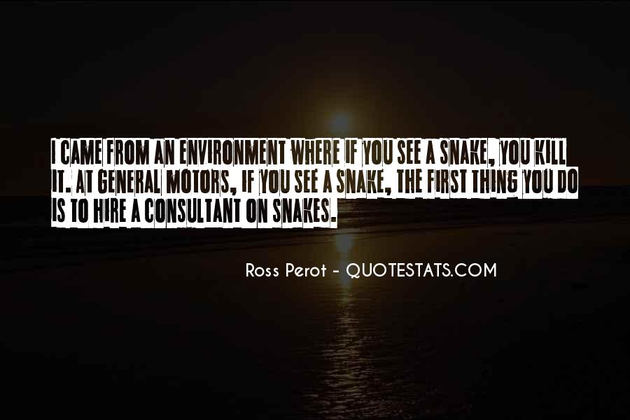 Quotes About The Business Environment #1620760