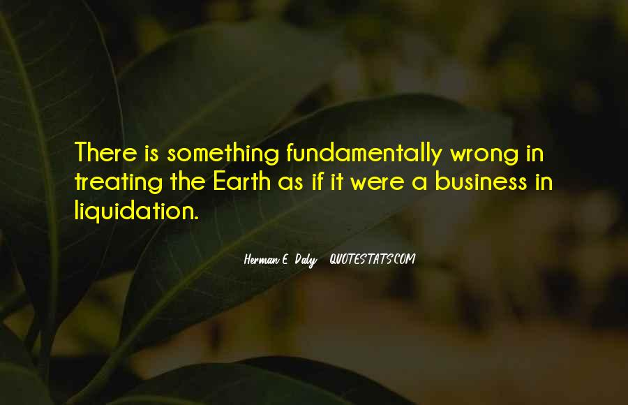 Quotes About The Business Environment #297471