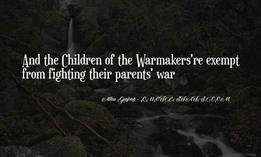 Quotes About Your Parents Fighting #1823908