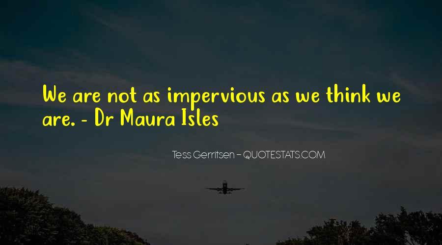 Maura's Quotes #1327159