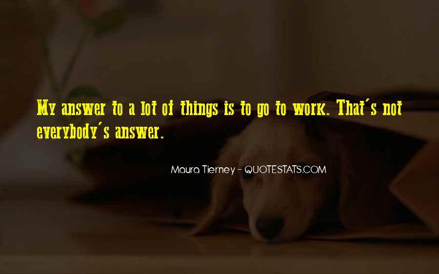 Maura's Quotes #1745559