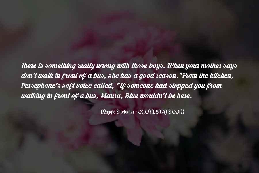 Maura's Quotes #314142