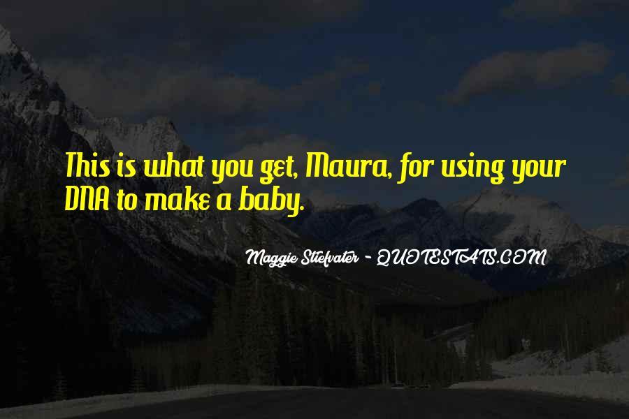 Maura's Quotes #443135