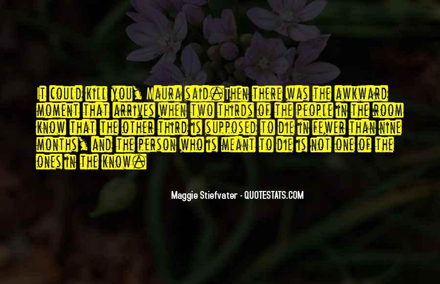 Maura's Quotes #687817