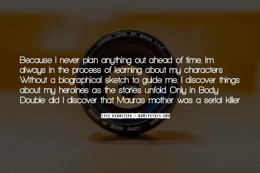 Maura's Quotes #928536