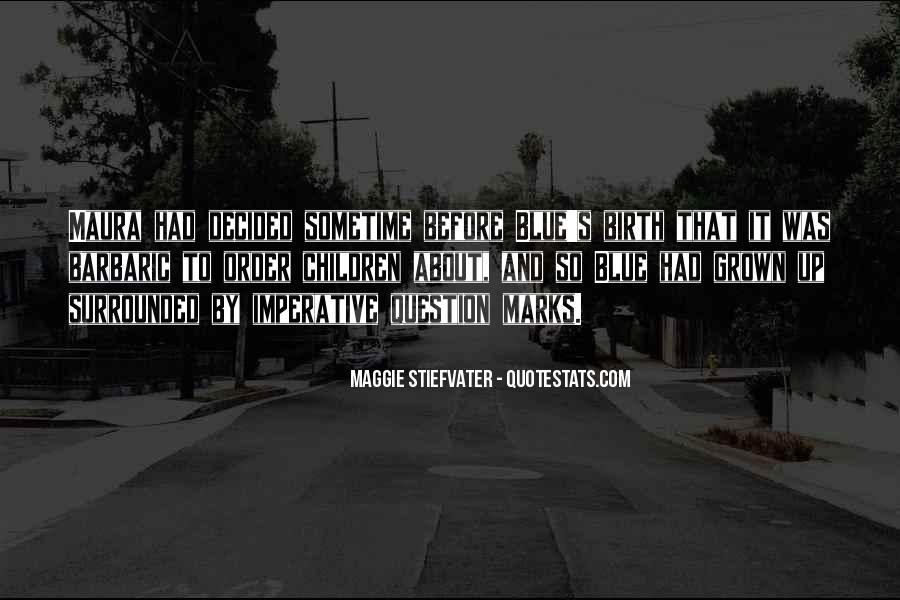 Maura's Quotes #965084