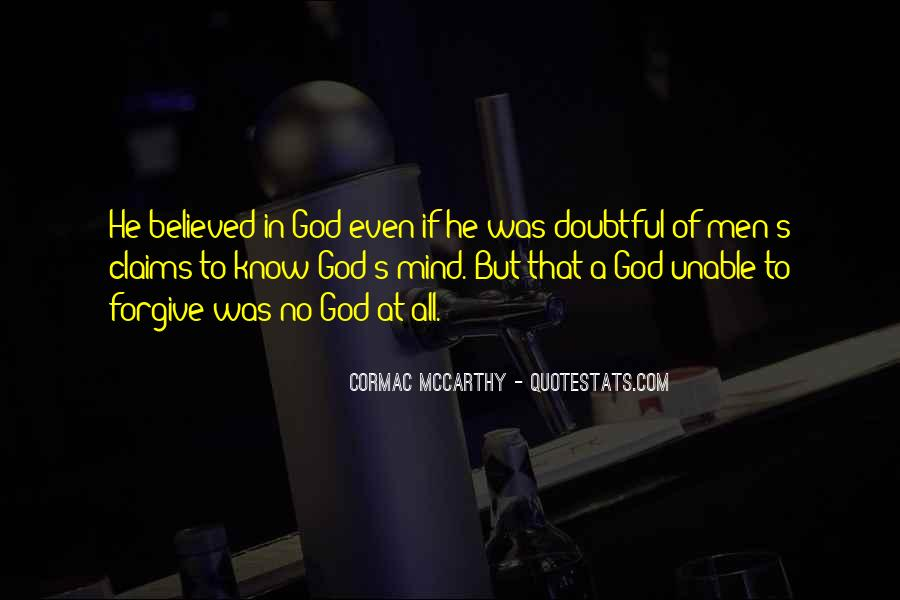 Mccarthy's Quotes #158757