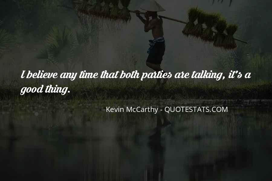 Mccarthy's Quotes #162076