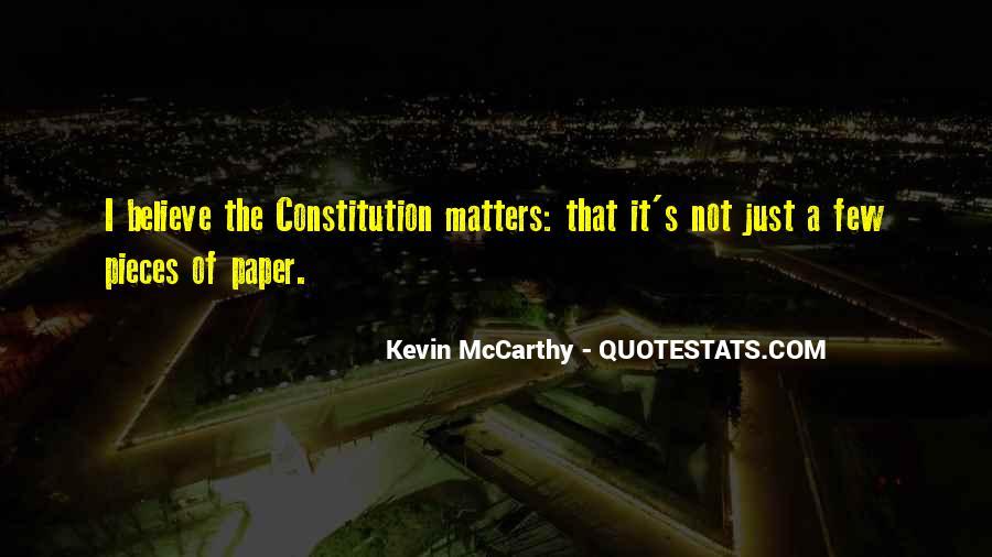 Mccarthy's Quotes #184675