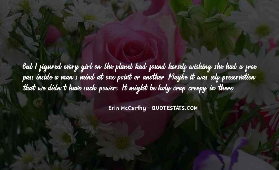 Mccarthy's Quotes #193710