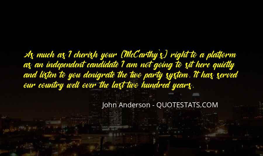 Mccarthy's Quotes #208199