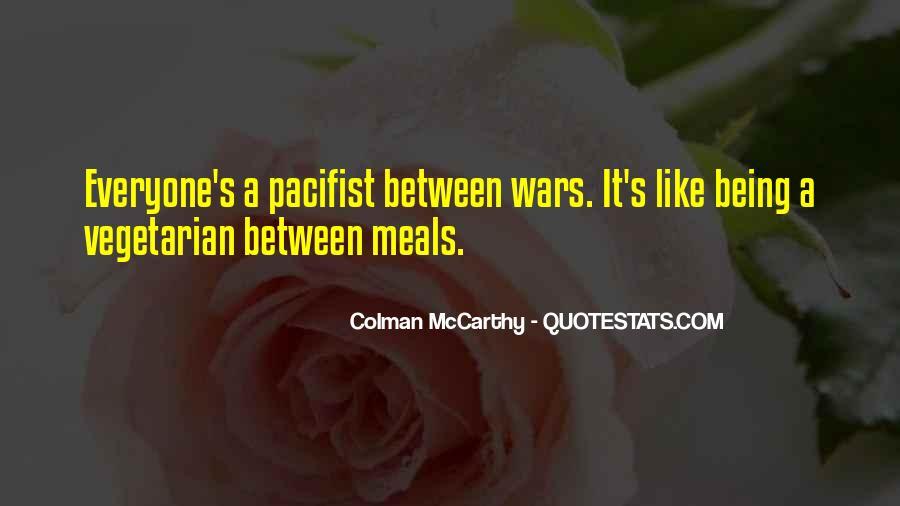 Mccarthy's Quotes #214657