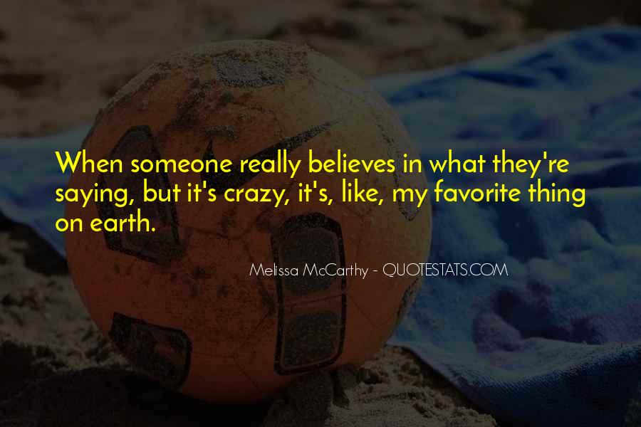 Mccarthy's Quotes #215975