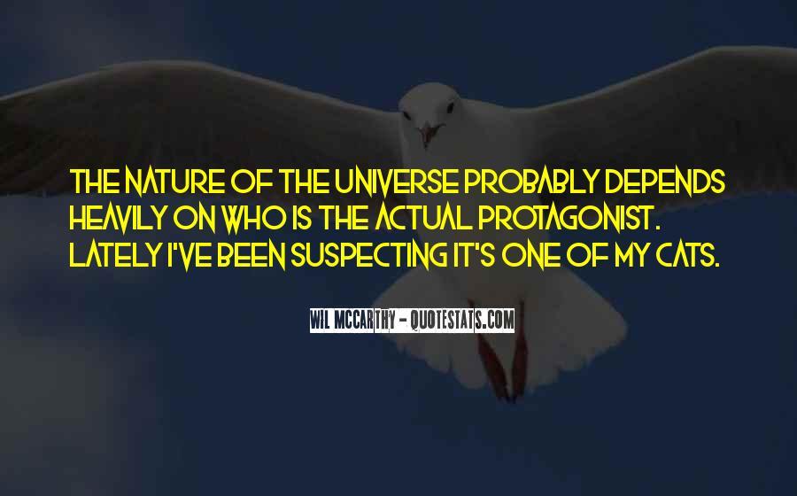 Mccarthy's Quotes #238087