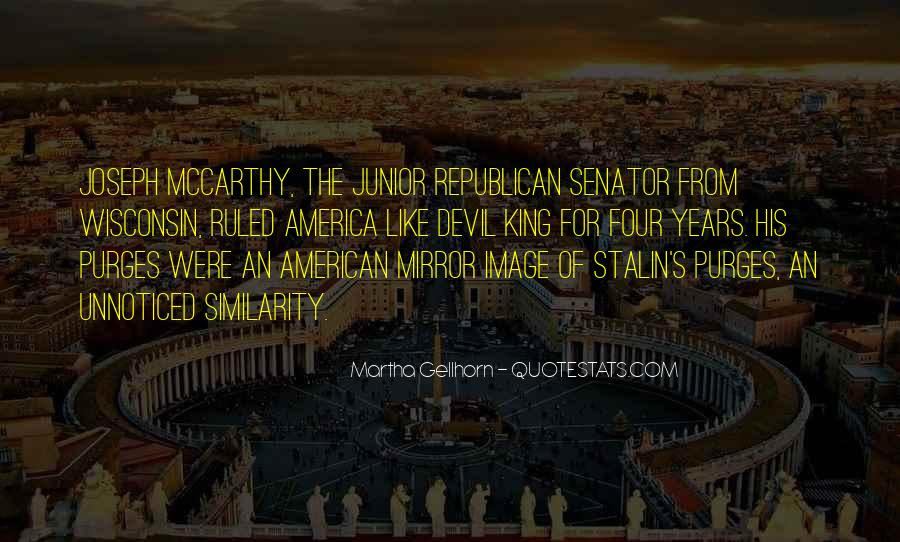 Mccarthy's Quotes #264595