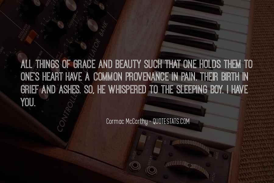 Mccarthy's Quotes #267650