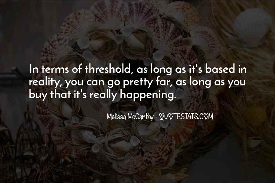 Mccarthy's Quotes #273596