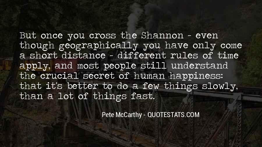 Mccarthy's Quotes #327214