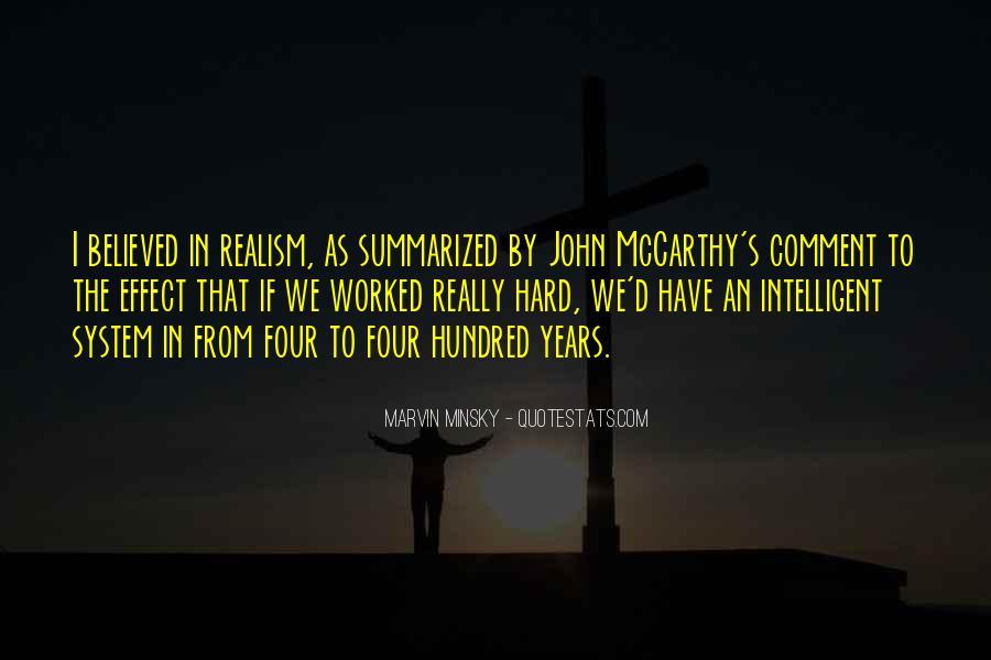 Mccarthy's Quotes #335179