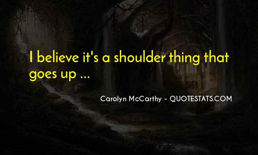 Mccarthy's Quotes #350813