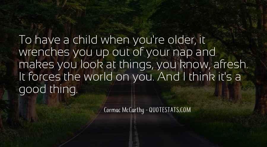 Mccarthy's Quotes #364640