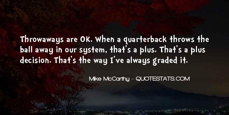 Mccarthy's Quotes #405670
