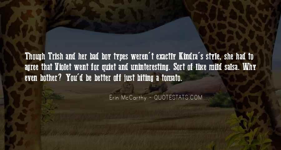 Mccarthy's Quotes #413522