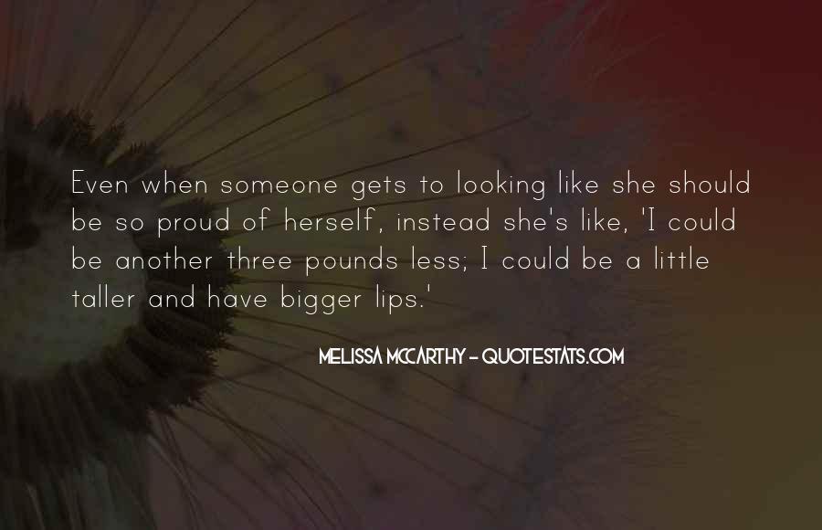 Mccarthy's Quotes #419878
