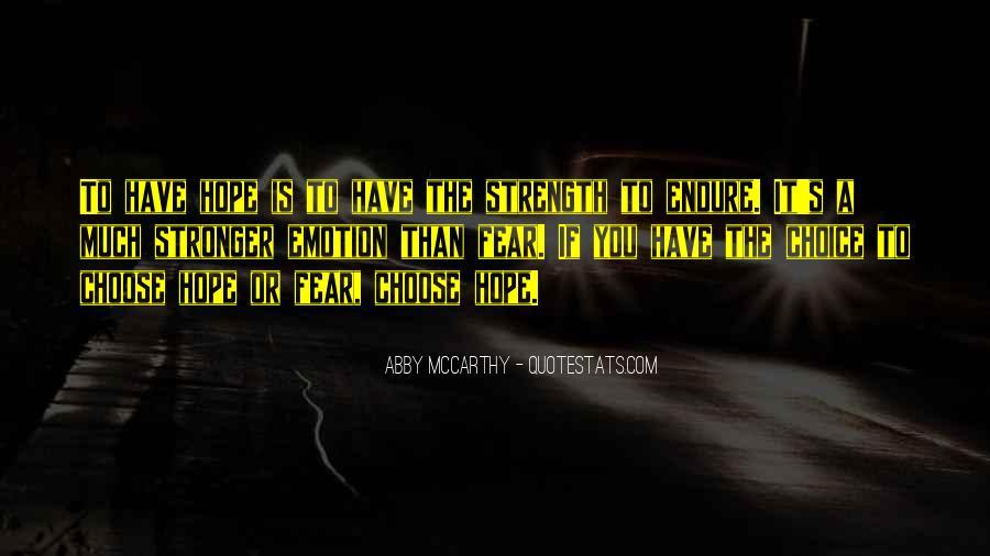 Mccarthy's Quotes #437759