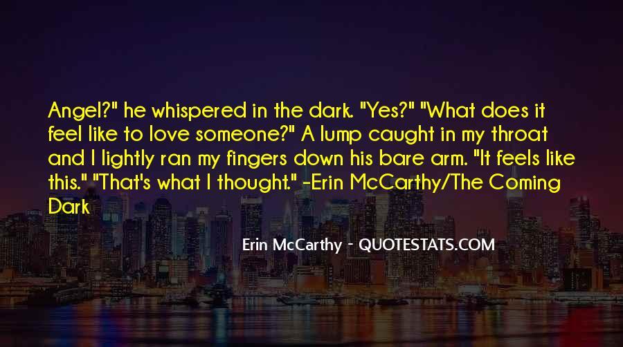 Mccarthy's Quotes #47719
