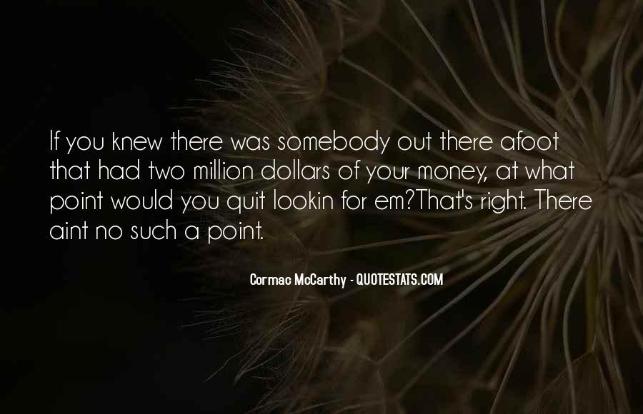Mccarthy's Quotes #482680