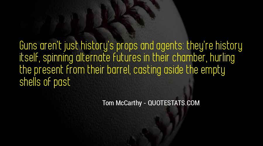 Mccarthy's Quotes #484549