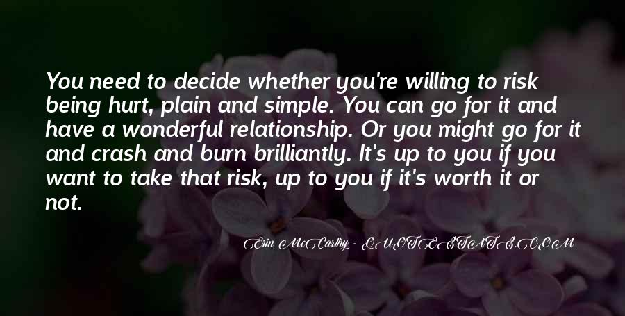 Mccarthy's Quotes #527796