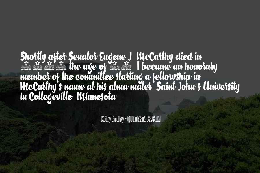 Mccarthy's Quotes #562706