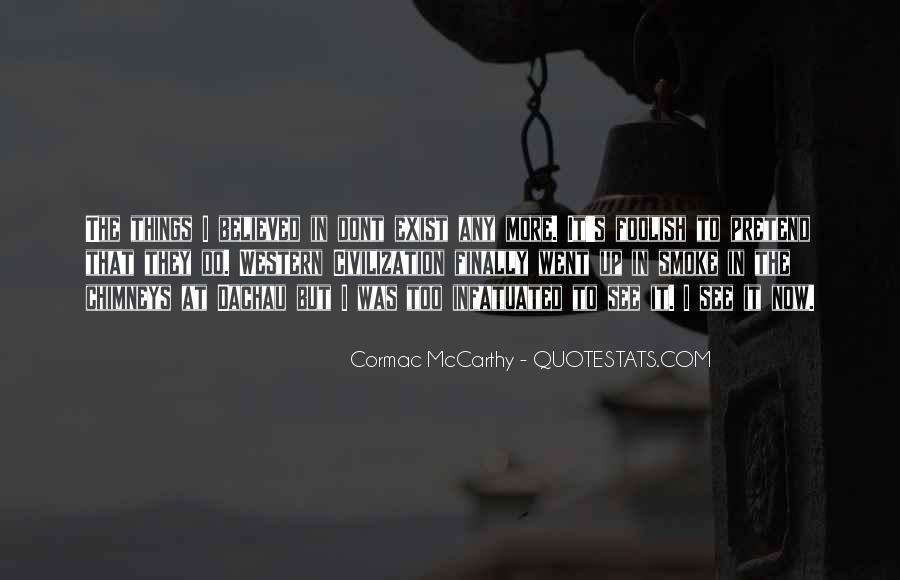 Mccarthy's Quotes #566240