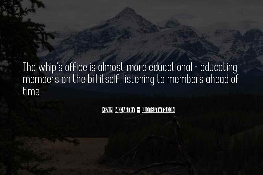 Mccarthy's Quotes #570646