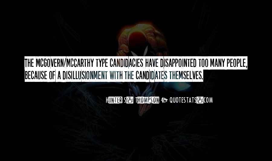 Mccarthy's Quotes #592082